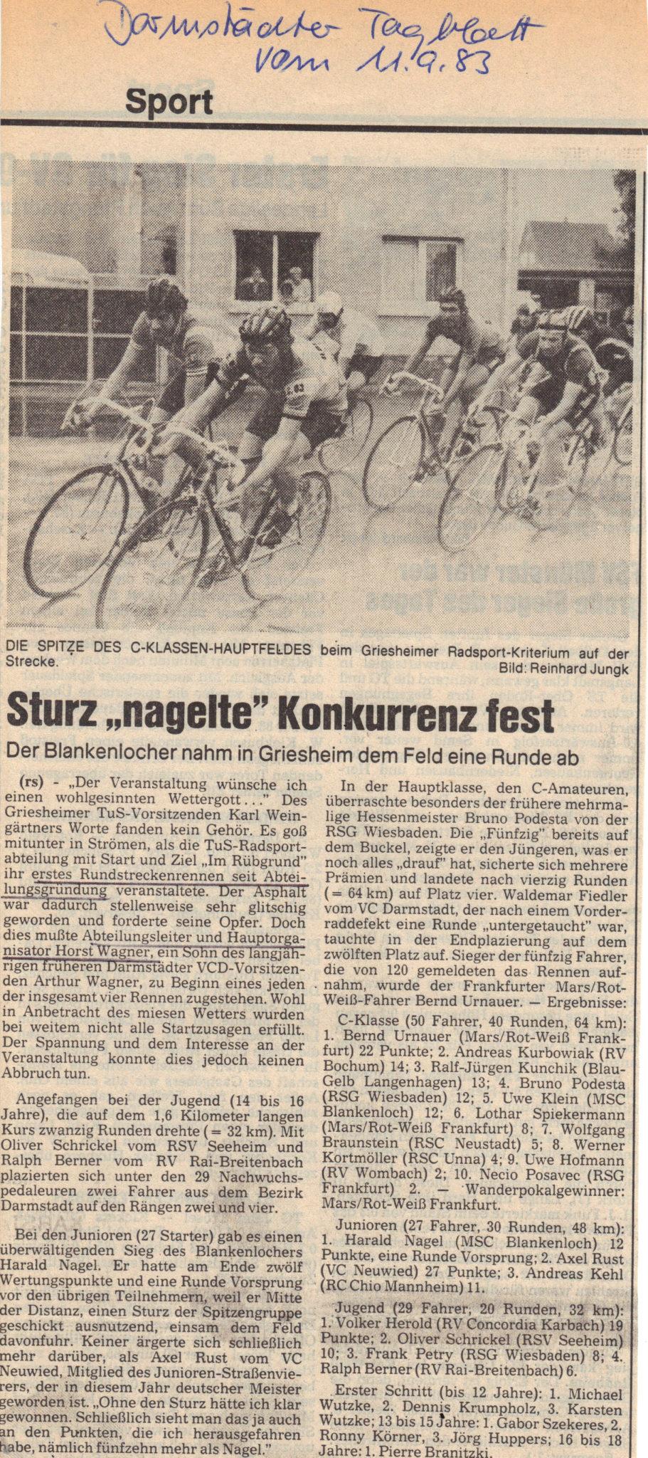 Radrennen (2)
